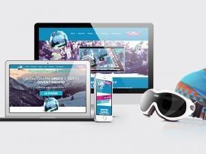 visualizzazione sito web winter campus week