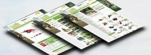 e-commerce giardinaggio