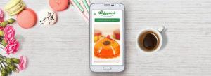 sito web responsive pasticceria dolcemascolo