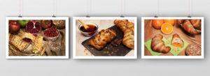 scatti fotografici prodotti da forno bistefani